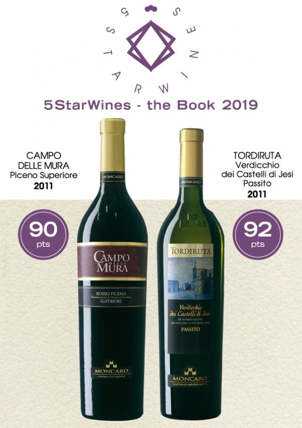 5 STAR WINES - THE BOOK 2019